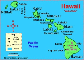 HI - Hawaiian Islands at  for