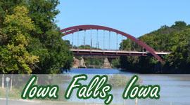Iowa Falls, Iowa at  for