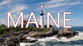 Maine Coast at  for
