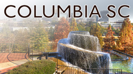 Columbia, SC at  for