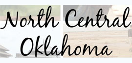 North Central Oklahoma at  for
