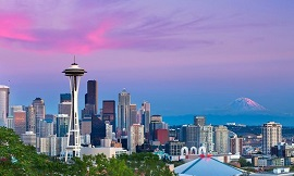 Seattle, WA at  for