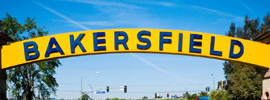 Bakersfield California at  for