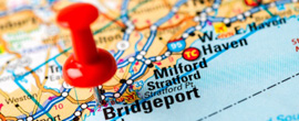 Bridgeport Connecticut at  for