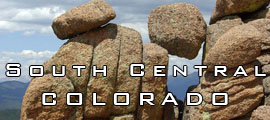 South Central Colorado at  for